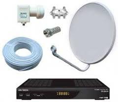 Оборудование для спутникового ТВ.