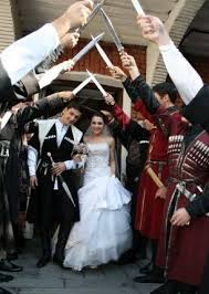 Кавказская пленница на свадьбе Харькова