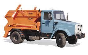 Вывоз мусора – заказ услуг в Киеве.