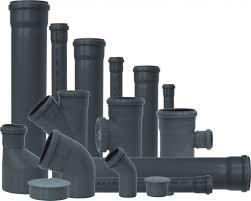 Канализационные трубы: материалы и применение