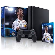 PlayStation 4 FIFA 18 bundle